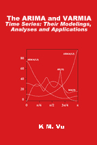 ARIMA and VARIMA Time Series Textbook